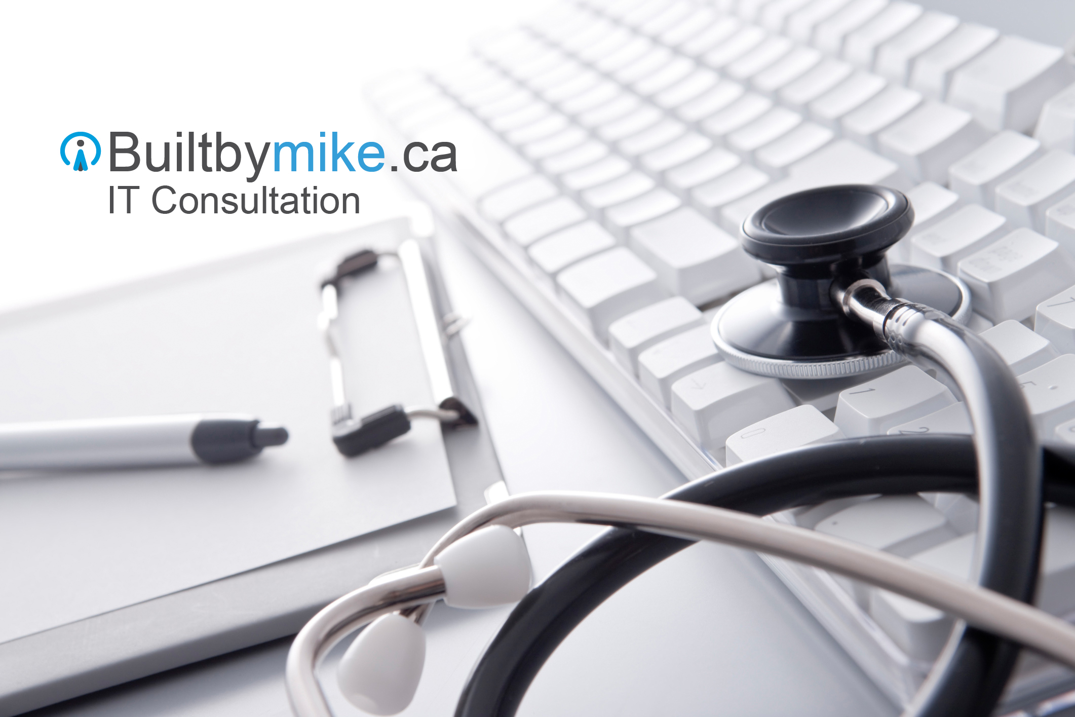 Builtbymike.ca IT Consultation