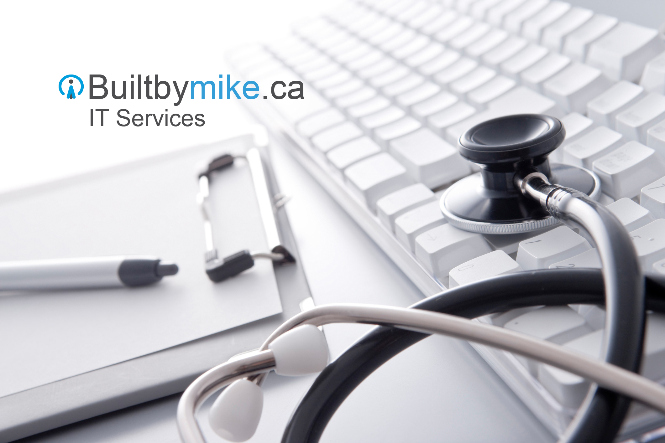 Builtbymike.ca IT Service