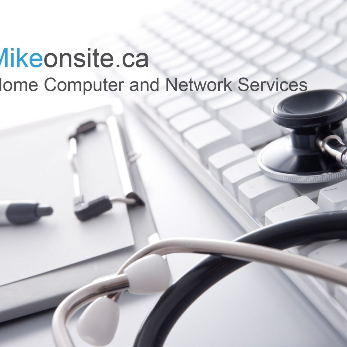 Mikeonsite.ca - Home Computer and Network Services