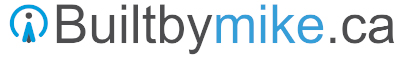 Builtbymike.ca Logo