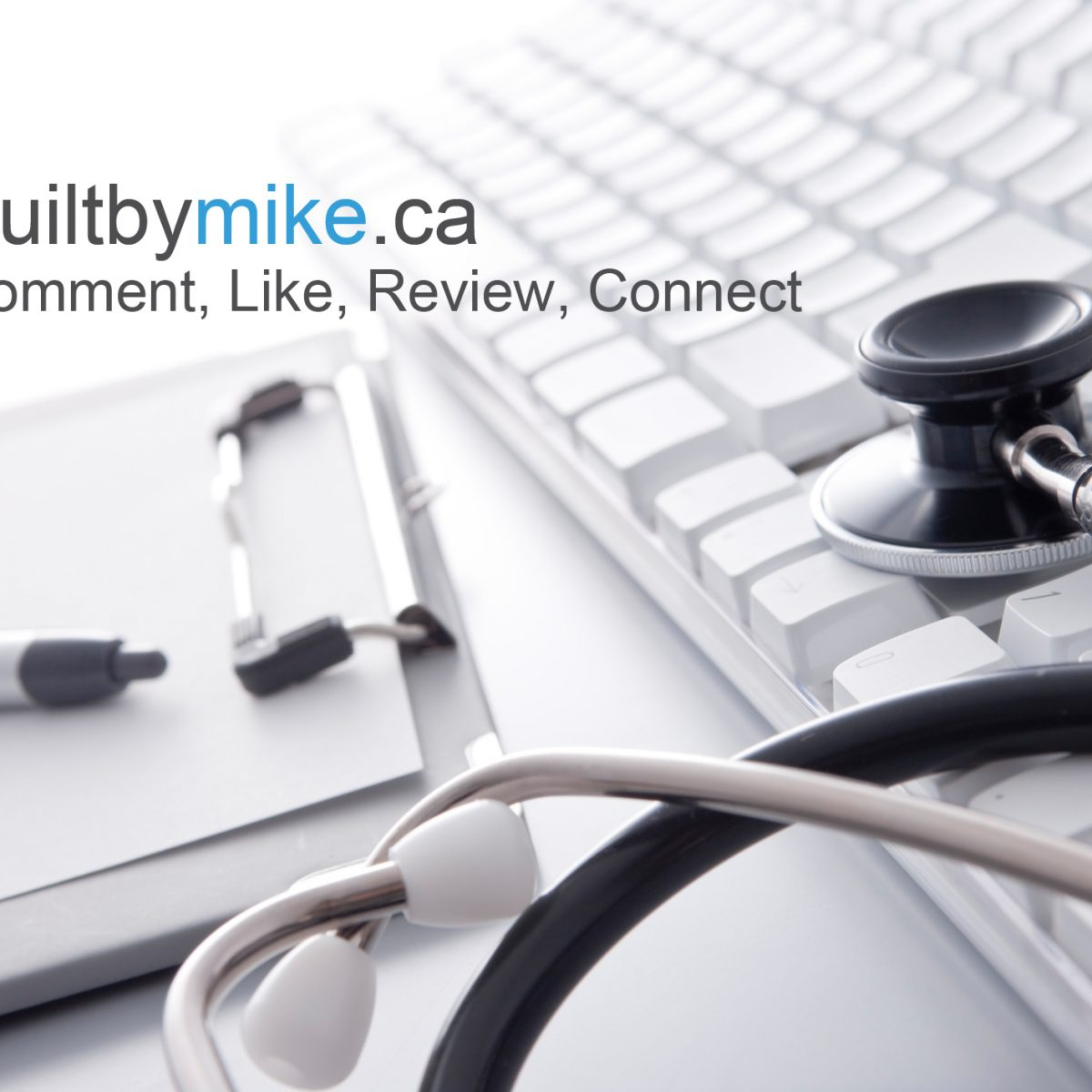 Connect with Builtbymike.ca IT Services